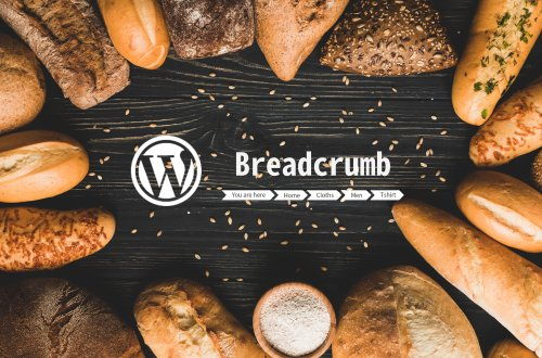 WordPress麵包屑Breadcrumb外掛安裝與設定
