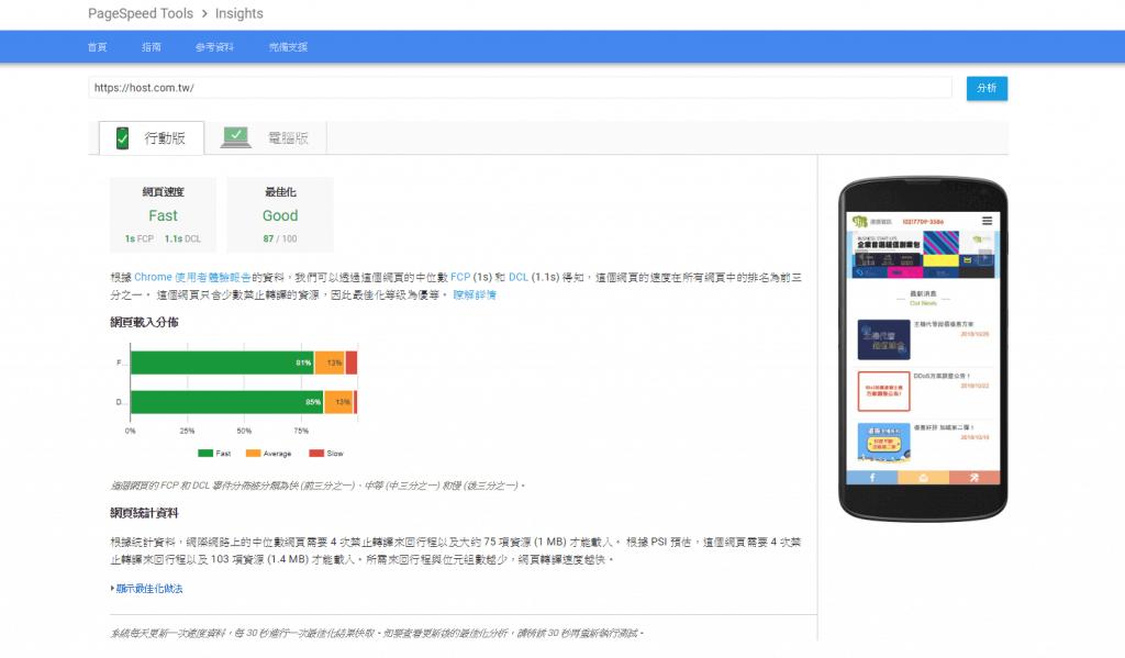 網站速度測試工具,網頁速度優化對 SEO 的影響