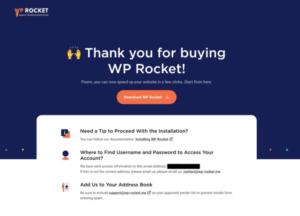 WP Rocket 外掛購買與安裝在WordPress主機